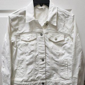 Gap 1969 Cream Jeans Jacket Small